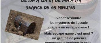 Escape game organisé par les habitants de quartier Nouvelle-Ville Lorient