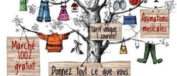 23e édition gratiféria, marché 100 % gratuit Lorient