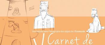 Visiter l'Écomusée avec un carnet de voyage Saint-Nazaire