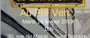 Retour sur le festival du crime, Délits d'encre de Saint-Nazaire Saint-Nazaire