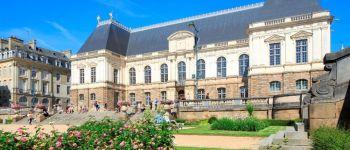 Visite du Parlement de Bretagne Rennes