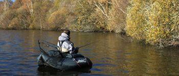 Initiation à la pêche en float-tube Joué-sur-Erdre