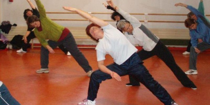 Club de stretching de Brest-Iroise