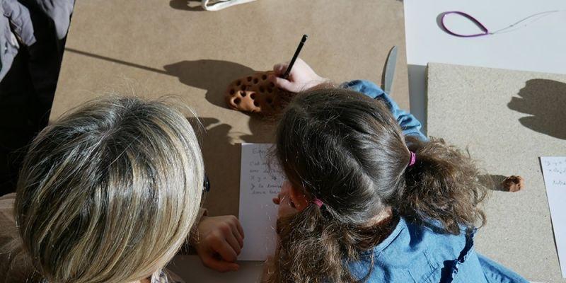 Atelier en famille De micro à macro & vice versa