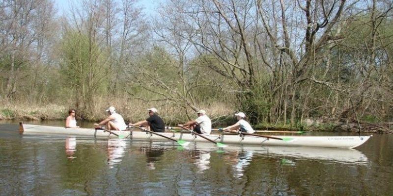 Journée portes ouvertes rowing club