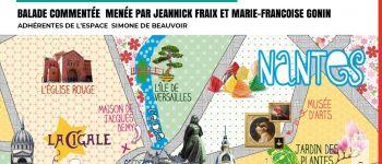 Les femmes dans l'histoire de Nantes, balade commentée Nantes