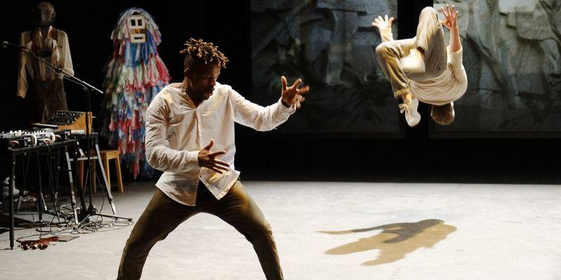 Théâtre : Lenga, la Guerre des natures