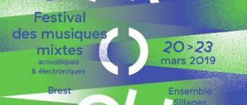 Festival Electr ()cution #6, musiques mixtes electro & acoustique Brest