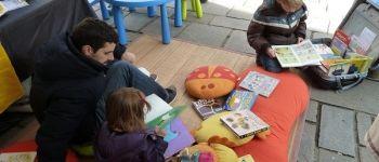 Lectures pour les 0 à 6 ans sur le marché Guérande