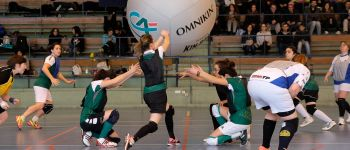 Journée de championnat de France kin-ball Nantes
