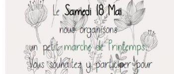 Marché de créateurs de Printemps Nantes