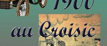 1900 à la plage Le Croisic