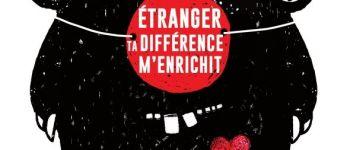 3e édition Fête de la peur « Étranger, ta différence m'enrichit » Saint-Nazaire