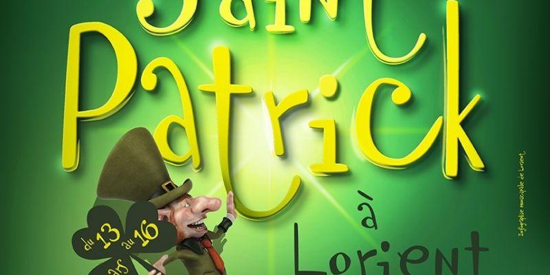 Fête de la Saint-Patrick, animation Air dEire et Ceili Breizh