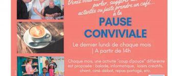 Pause conviviale du Secours Catholique Riaillé