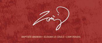 Mini-concert, showcase Zoñj Rennes