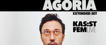 Under avec Agoria, Kas:st, FEM (live) Nantes