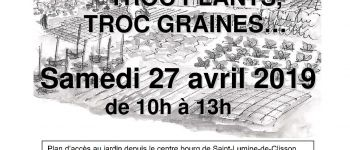 Troc plants et graines Saint-Lumine-de-Clisson