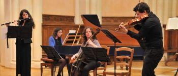 Concert de l'Ensemble Baroque de Rennes « Dans le goût étranger » Rennes