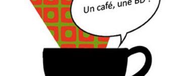 Un café, une BD Lanester