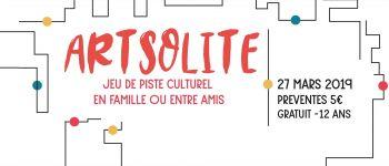 Artsolite : jeu de piste en famille ou entre amis Rennes