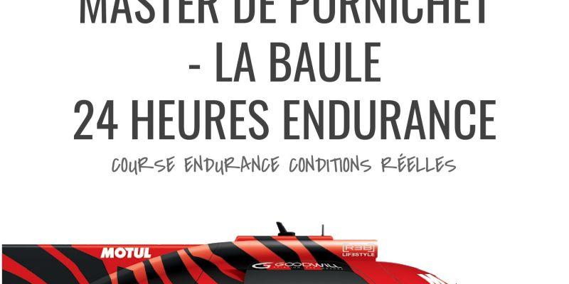 Master de Pornichet La Baule 24 heures endurance
