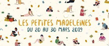Les petites madeleines : échangez autour de vos livres préférés Saint-Nazaire