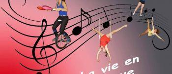 Spectacle de cirque « La vie en musique » Vannes