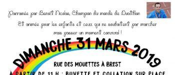Marche solidaire pour tous et contre les épilepsies Brest