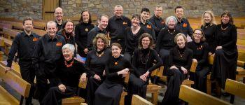 Musique française a cappella, par le chœur de chambre Vibrations Rennes