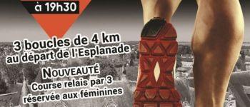 Course à pied, Kastell urban trail (2e édition) Châteaubriant