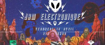 Jam Électronique #9 Ecutsa Rennes