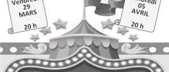 Spectacle de cirque La Roche-Blanche
