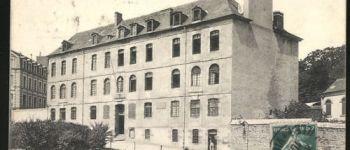 Arrêt patrimoine au Bon pasteur Rennes