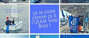 Usam voile Brest Brest