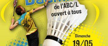 Badminton tournoi Open Corcoué-sur-Logne 2019 Corcoué-sur-Logne