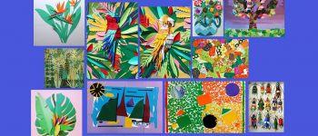 Stage de collage « Les Petits Papiers » Nantes