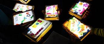 Atelier créatif : livre-objet lumineux Rennes