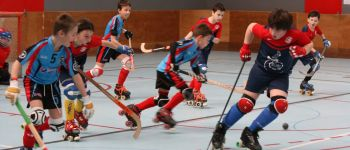 Demi-finales France de Rink Hockey - catégories U14 Bouguenais