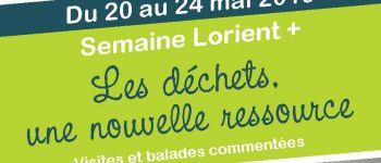 Semaine Lorient plus : atelier recyclage d'objets et matériaux Lorient
