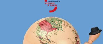 Paseo hispánico : paquita et hashtag Saint-Nazaire