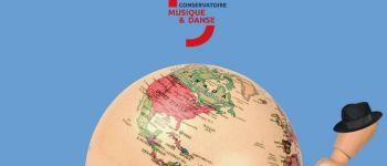 Paseo hispánico : classe d'orchestre symphonique du Conservatoire Saint-Nazaire