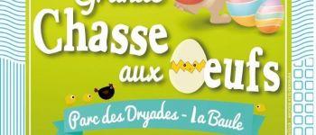 Grande chasse aux œufs de La Baule La Baule-Escoublac