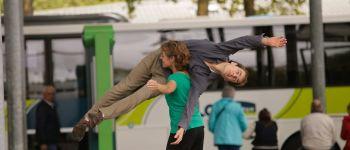 Atelier de danse contemporaine improvisée dans l'espace public Nantes