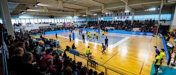 Volley : 1/4 de finale Ligue AM - NRMV Rezé