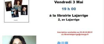 Rencontre littéraire avec Nathalie Rouiller-Jaffrezic La Baule-Escoublac