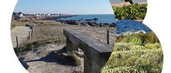 Promenade sur les sentiers et le littoral de la presqu'île Le Croisic
