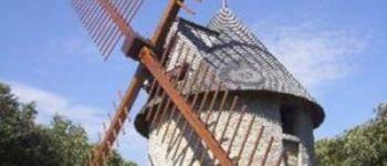 Visite du moulin de la Providence Le Croisic