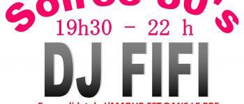 Concert gratuit des années 80 avec DJ Fifi Vannes
