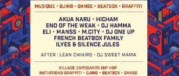 Rendez-vous hip-hop Nantes
